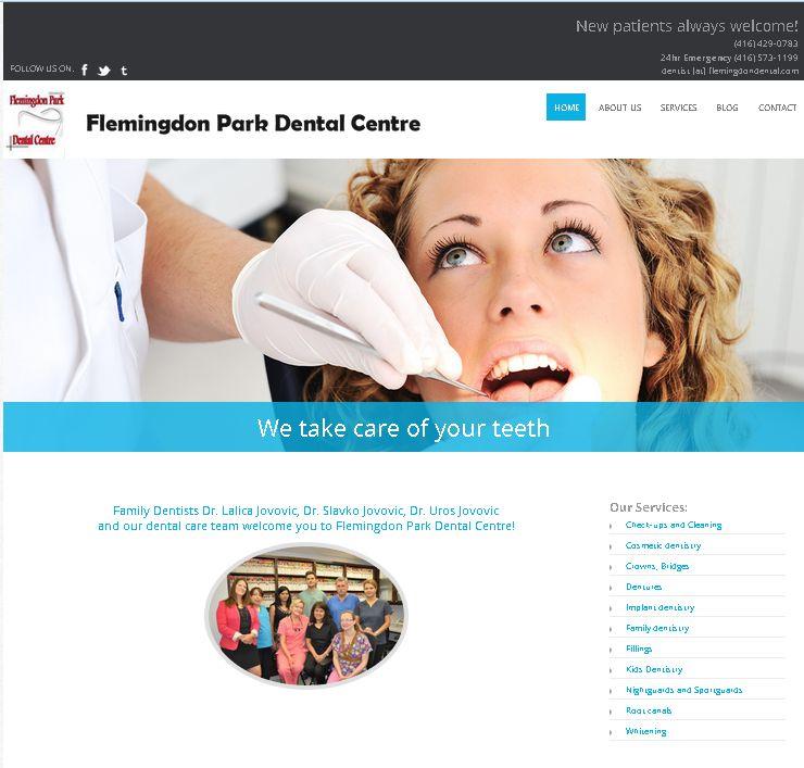 flemingdon dental centre toronto