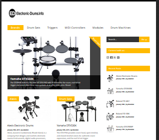 electronic-drums.info