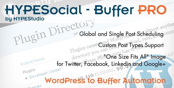 HYPESocial-Buffer PRO banner