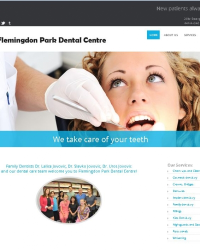 flemingdon dental centre toronto
