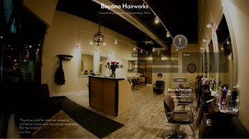 Boyana Hairworks