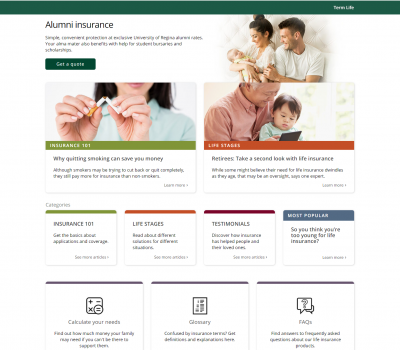 canadalifeinsure.ca-University of Regina